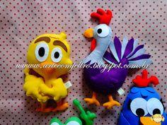 molde galo carijó galinha pintadinha - Pesquisa Google