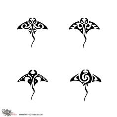manta ray tattoo - Google Search More