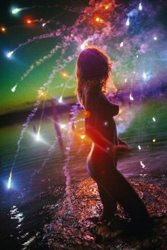 Astral (Lagoon), 2013: Rainbow Fireworks @Coveteur