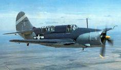 Curtiss SB2C Helldiver - U.S. Navy WW2 Dive Bomber