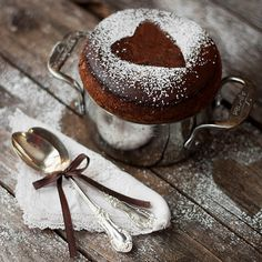 A easy chocolate souffle recipe, perfect for special occasions (like Valentine's Day). This souffle comes from renowned chef Thomas Keller.