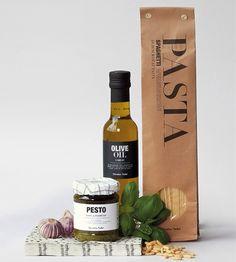 Pasta gourmet gift Box from Nicolas Vahé