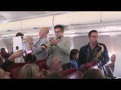 Orchester an Bord von Qantas: Das etwas andere Unterhaltungsprogramm | traveLink.