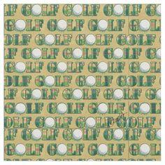 Golf Fabric