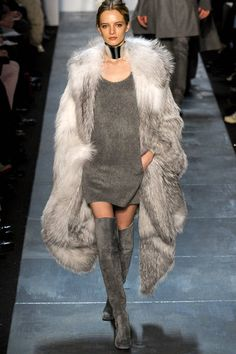 Michael Kors Fall 2011 Runway - Michael Kors Ready-To-Wear Collection - ELLE
