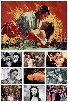 Lo que el viento se llevó, 1939 #movies