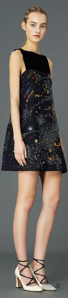 Valentino.Pre-Fall 2015. Constellations