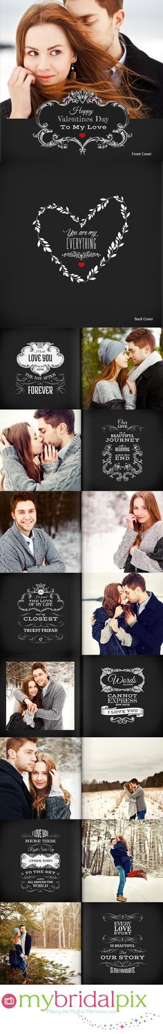 Valentines Day gift idea for him! Valentines Day hardcover photo books starting at $22.00. Free designer templates and easy to use software. Mobile friendly so you can build a book right from your phone!