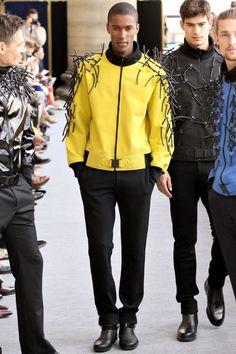Pierre Cardin Spring-Summer 2013 Paris Men's Fashion Week ~Infinity Smile
