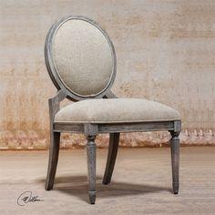 One Allium Way Corneau Driftwood Lounge Chair