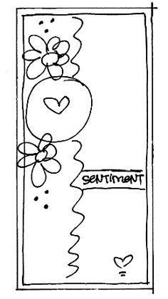Sketch by Melissa Phillips for Emma's Paperie