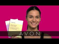 ANEW Brightening Sheet Mask with White Pearl Essence (4 pack) #AvonRep YourAvon.com/cbrenda007