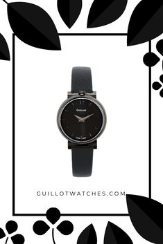 Adapt your watch to your all your looks with this black case watch. You can change the bracelet or the case in a few seconds to make it match with what you're wearing. The watch is a pure elegant jewel. You Look, Different Colors, Rose Gold, Change, Pure Products, Jewels, Watches, Luxury, Classic