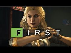 13 Minutes of Injustice 2 Black Canary Gameplay Injustice 2 Black Canary, Fate Of The Furious, Blue Beetle, Deadshot, Supergirl, Strong Women, How To Find Out, Red Carpet, Youtube