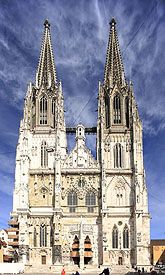 Attractions Regensburg Cathedral