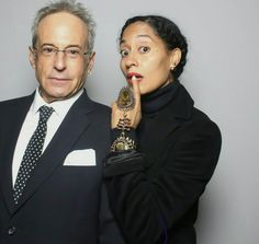Tracee and her dad
