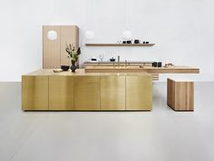 Form 1 and Form 45 Kitchens by Multiform