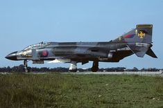 XV582\B Phantom FG1 111 Squadron, RAF Leuchars.   Stuart Freer - Touchdown Aviation   Flickr