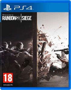 'Tom Clancy's Rainbow Six Siege' Amazing? I think yes