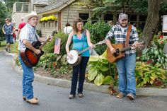 Heritage Day 2014 - Mountain Music in the Smokies.