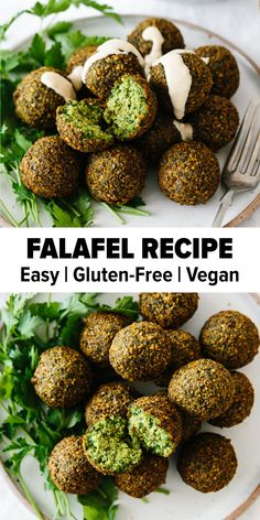 ) – The Best Authentic Falafel Recipe You Have Ever Tried! Falafel are delicious balls – Falafel Recipe (Authentic!) – The Best Authentic Falafel Recipe You Have Ever Tried! Falafel are delicious balls – Tasty Vegetarian Recipes, Healthy Dinner Recipes, Healthy Snacks, Middle Eastern Vegetarian Recipes, Veggie Recipes Gluten Free, Vegan Recipes Healthy Clean Eating, Vegetarian Sweets, Best Vegan Recipes, Middle Eastern Recipes