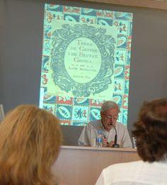 17 de juliol de 2013, tercer dia. Tercera lliçó: Literatura i territori.