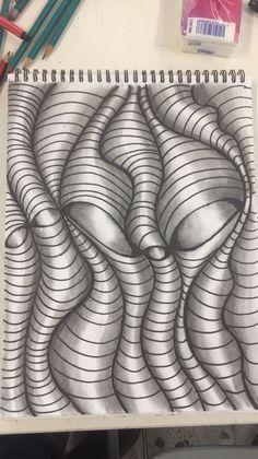 30 Best Worm Zentangle Sencillo Images In 2018 Zen Tangles