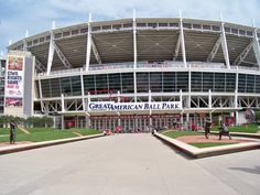 great american ballpark - Google Search