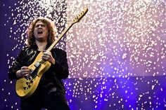 Dave Keuning, lead guitar, The Killers