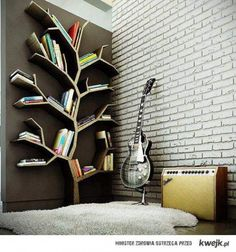 Bookcase tree. wannit
