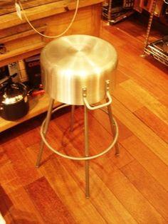 Pot kitchen stool