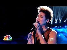 "▶ Tessanne Chin: ""Bridge Over Troubled Water"" - The Voice Highlight - YouTube"