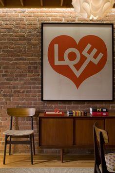 44 Romantic Living Room Decor With Valentine Themes Romantic Living Room, Living Room Decor, Living Rooms, Living Room New York, Alexander Girard, Alexander Henry, Valentine Theme, Valentines, Funny Valentine