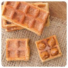 Waffle Churros | Vídeos e Receitas de Sobremesas