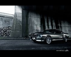 Ford Mustang Shelby GT500 Eleanor - Epic!