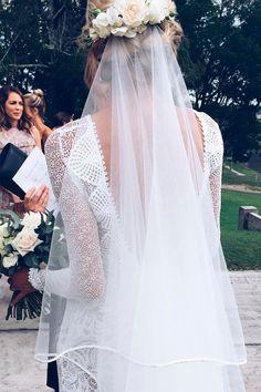 cómo elegir el velo de novia adecuado