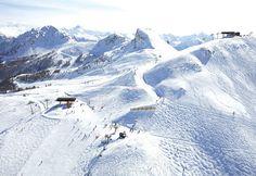 Station de ski de Serre Chevalier dans les Alpes du sud