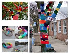 knitting guerilla in colgne