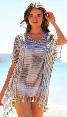 e5460a639e Cover Up, Beach, Dresses, Fashion, Vestidos, Moda, Gowns, The Beach, Fasion