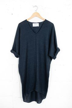 Cocoon Sweater Dress - @ Parc Boutique