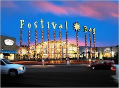 Festival Bay Mall on International Drive. Read more about why it made Best of Orlando's Best Shopping list here! Orlando Shopping, Visit Orlando, Orlando Travel, Orlando Vacation, Florida Vacation, Orlando Florida, Vacation Trips, Day Trips, Florida 2017