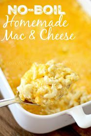 Does anyone know who invented macaroni and cheese? Were they given a Nobel Peace Prize? If not, they should have.  I'm pretty sure Mac 'n C...