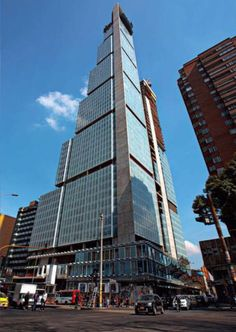 Colombia-bogota-bd bacata-bd-bacata-rascacielos-skyline-ojinaga-barcelona Colombia South America, Latin America, Contemporary Buildings, Asia City, Building Concept, Atlantic Ocean, Skyscrapers, Study Abroad, Willis Tower