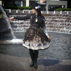 My Lolita Dress Blog - My-Lolita-Dress Buyer Show: ❤~Meghan Brown~❤ - My Lolita…