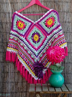 Feito à mão em crochet - marca Bo-M  0060006000