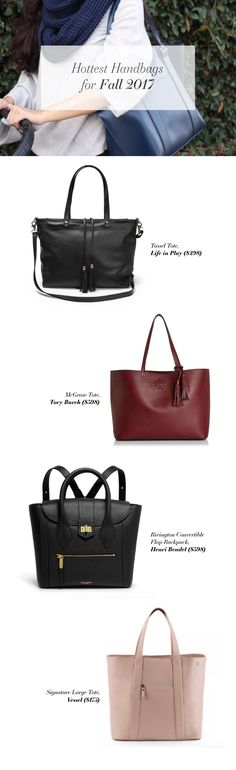 bf50314a5673 Read our list of hottest handbags for Fall (and ToteSavvy) on our blog