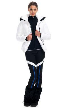 Fendi Ski... I think I need to update my lavender Columbia Ski jacket...