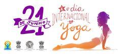 21 de junho - Dia Internacional do Yoga | Arte de Viver Brasil Qi Gong, Pranayama, Aikido, Tai Chi, Iyengar Yoga, Junho, International Day, Brazil, Warts
