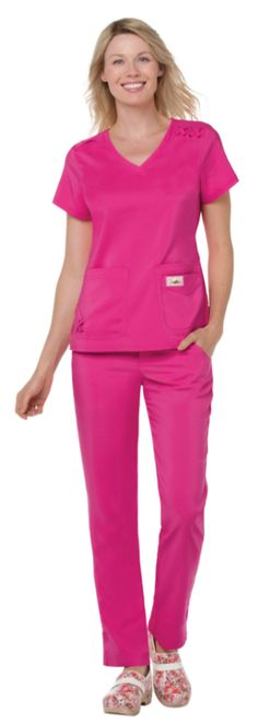 koi Designing Happiness™ - The official home of koi design scrubs. Koi, Scrubs, Peplum Dress, Jumpsuit, Tech, Shopping, Collection, Dresses, Design