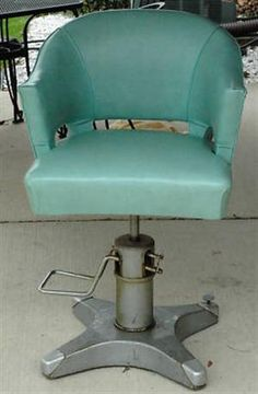 Beauty Salon Chairs For Sale Baby Sit And Play Chair 10 Best Images Retro Mint Hydraulic I Want It My Bathroom